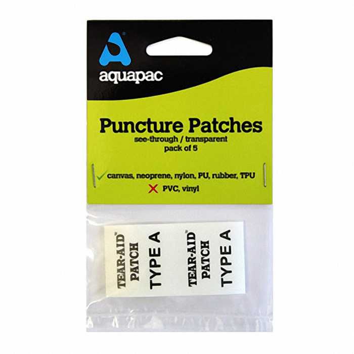 Ремкомплект Aquapac 900 - Puncture Patches