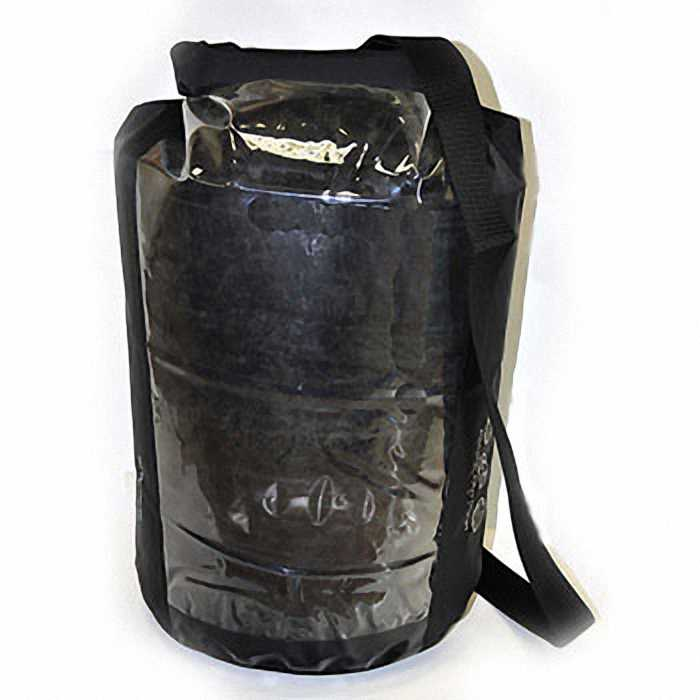 Водонепроницаемый гермомешок Pacific Outdoor Equipment/Wxtex DC35BK - Dry Cylinder Black -35L