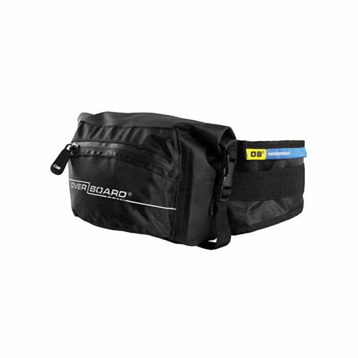 Водонепроницаемая сумка OverBoard OB1049BLK - Waterproof Waist Pack - 3L (Black)