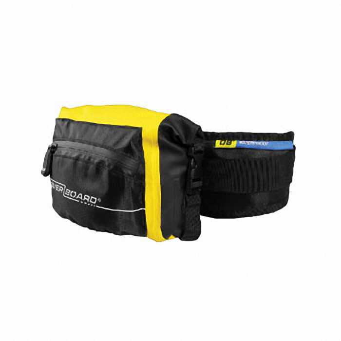 Водонепроницаемая сумка OverBoard OB1049Y - Waterproof Waist Pack - 3L