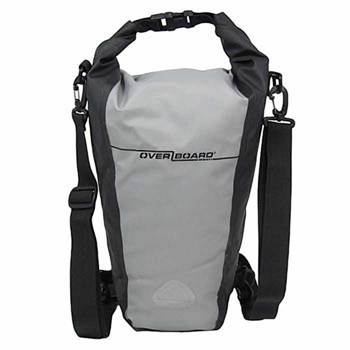 Водонепроницаемая сумка OverBoard OB1104BLK - Pro-Sports Waterproof SLR Camera Bag - 15L (Black)