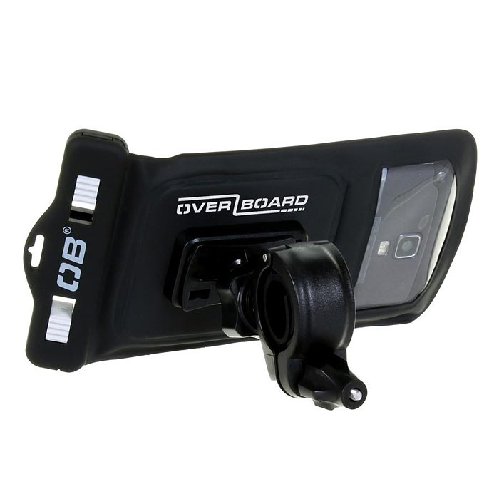 Водонепроницаемый чехол OverBoard OB1156BLK - Waterproof Phone Case and Bike Mount