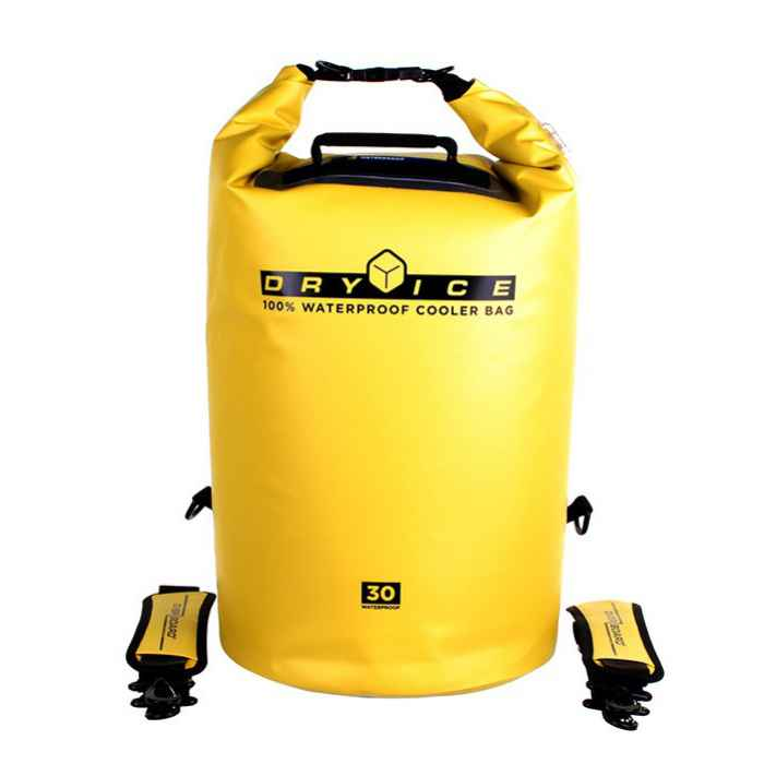 Водонепроницаемая сумка OverBoard OB1161Y - Dry Ice Cooler Bag. - 30L.