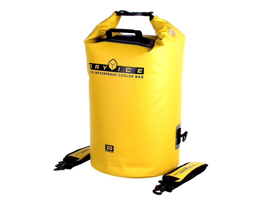 Водонепроницаемая сумка OverBoard OB1161Y - Dry Ice Cooler Bag. - 30L. Фото 1