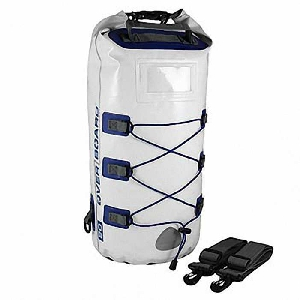 Водонепроницаемый рюкзак OverBoard OB1016WHT - Waterproof Boat Master Dry Tube - 20 Litres.