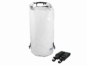 Водонепроницаемый рюкзак OverBoard OB1016WHT - Waterproof Boat Master Dry Tube - 20 Litres. Фото 1