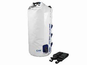 Водонепроницаемый рюкзак OverBoard OB1016WHT - Waterproof Boat Master Dry Tube - 20 Litres. Фото 2