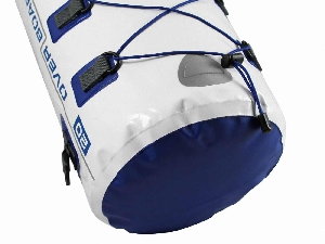 Водонепроницаемый рюкзак OverBoard OB1016WHT - Waterproof Boat Master Dry Tube - 20 Litres. Фото 3