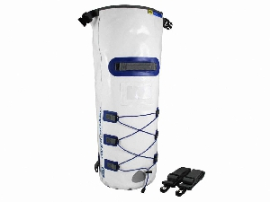 Водонепроницаемый рюкзак OverBoard OB1016WHT - Waterproof Boat Master Dry Tube - 20 Litres. Фото 5