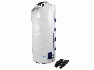 Водонепроницаемый рюкзак OverBoard OB1017WHT - Waterproof Boat Master Dry Tube - 40 Litres. Фото 2