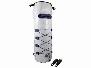 Водонепроницаемый рюкзак OverBoard OB1017WHT - Waterproof Boat Master Dry Tube - 40 Litres. Фото 5