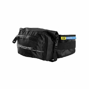 Водонепроницаемая сумка OverBoard OB1049BLK - Waterproof Waist Pack  - 3L.