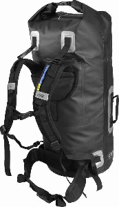 Водонепроницаемый рюкзак OverBoard OB1055BLK - Waterproof Backpack Dry Tube - 60L. Фото 2