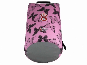 Водонепроницаемая сумка OverBoard US1005P-Butterfly - Waterproof Dry Tube Bag - 20L. Фото 4