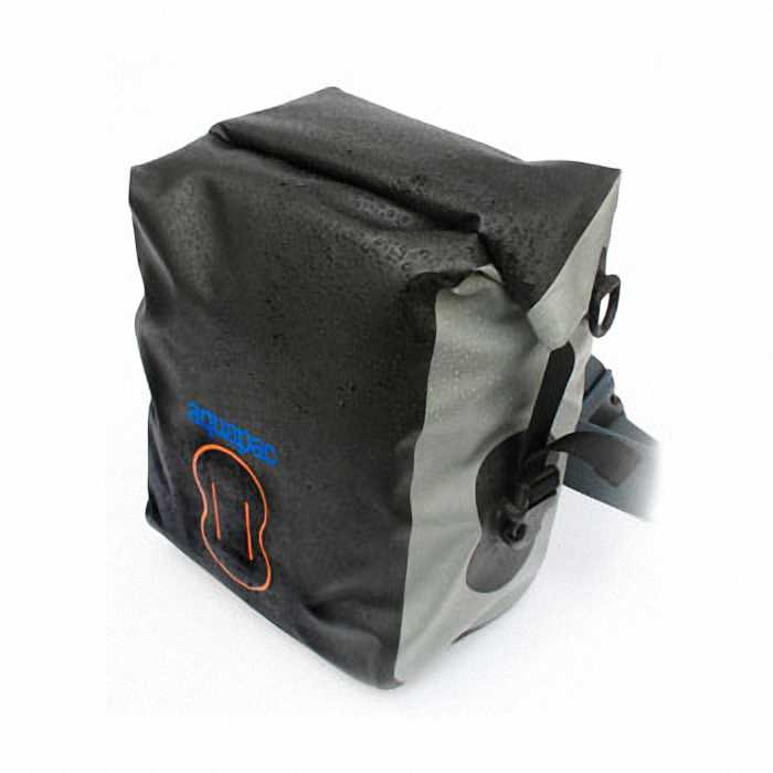 Водонепроницаемая сумка Aquapac 022 - Stormproof SLR Medical Pouch (Cool Grey)