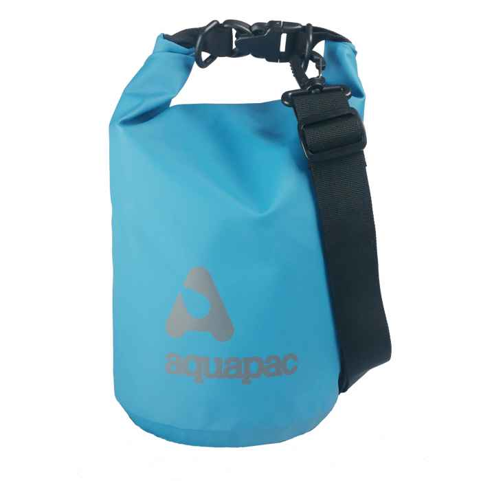 Водонепроницаемый мешок Aquapac 732 - TrailProof™ Drybag – 7L with shoulder strap.