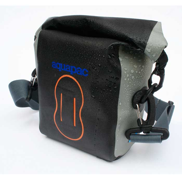 Водонепроницаемая сумка Aquapac 021 - Medium Stormproof Camera Pouch (Cool Grey)