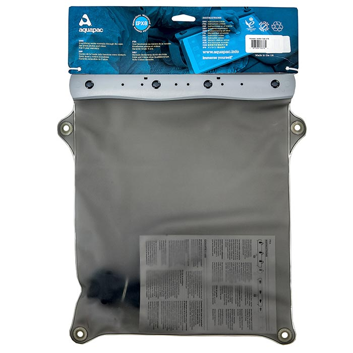Водонепроницаемая сумка Aquapac 678 - Jambo Whanganui Electronics Case (Grey)