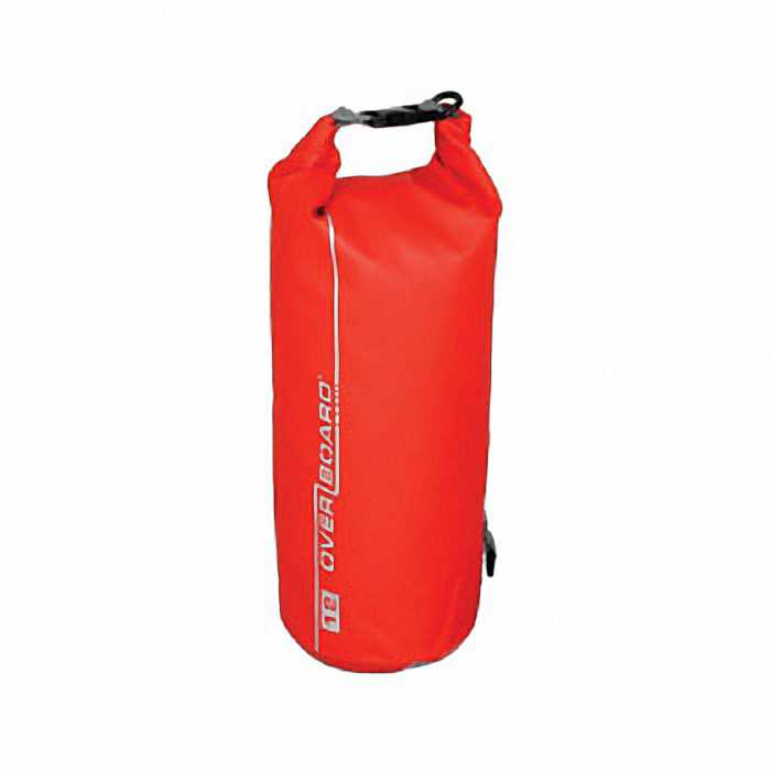 Водонепроницаемая сумка OverBoard OB1003R - Waterproof Dry Tube Bag -12L.
