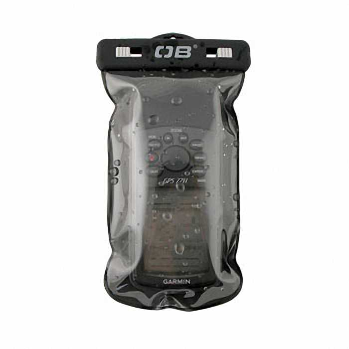 Водонепроницаемый чехол OverBoard OB1009BLK - Waterproof GPS / PSP Case (Black)