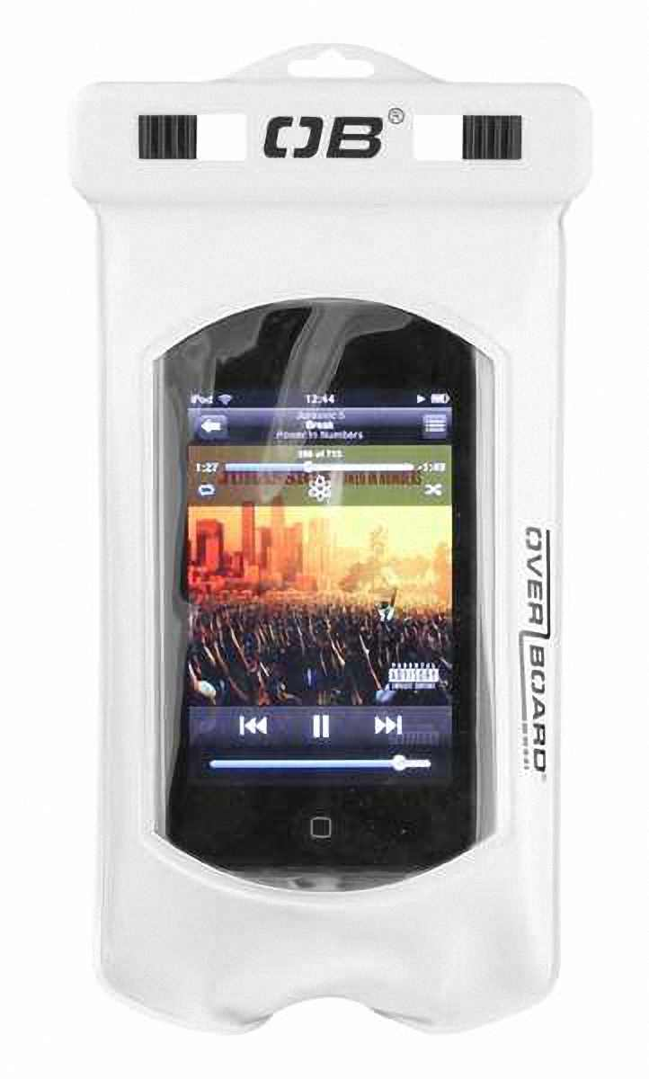 Водонепроницаемый чехол OverBoard OB1027WHT - Pro-Sports Waterproof iPod / MP3 Case. Фото 1