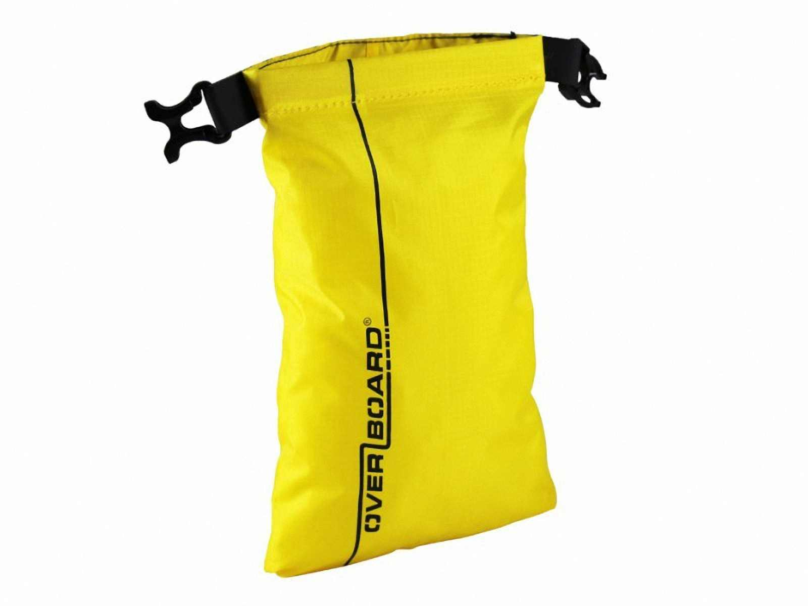 Водонепроницаемый гермомешок OverBoard OB1031Y - Waterproof Dry Pouch - 1 L. Фото 2