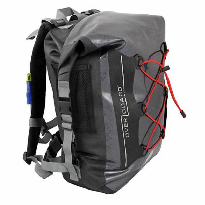 Водонепроницаемый рюкзак OverBoard OB1047C - Waterproof Backpack Carbon - 30L (Carbon)
