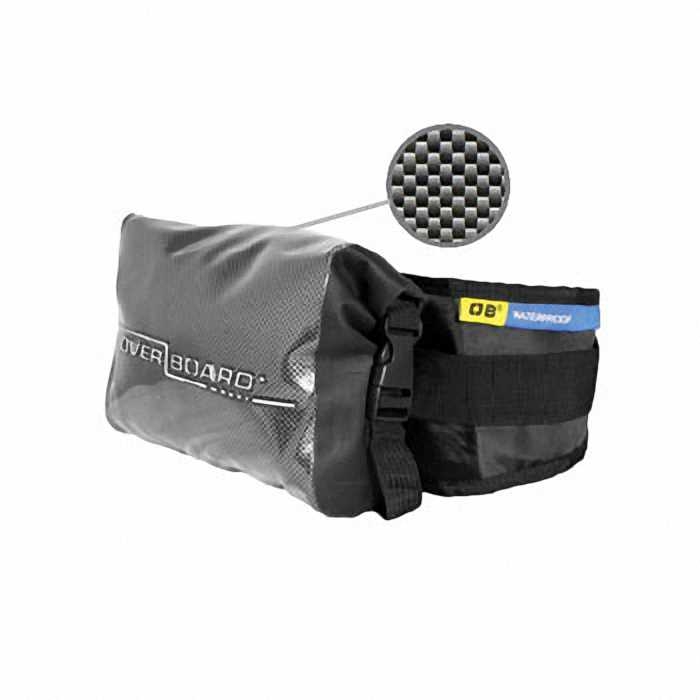 Водонепроницаемая сумка OverBoard OB1048C - Waterproof Waist Pack Carbon - 3L (Carbon)