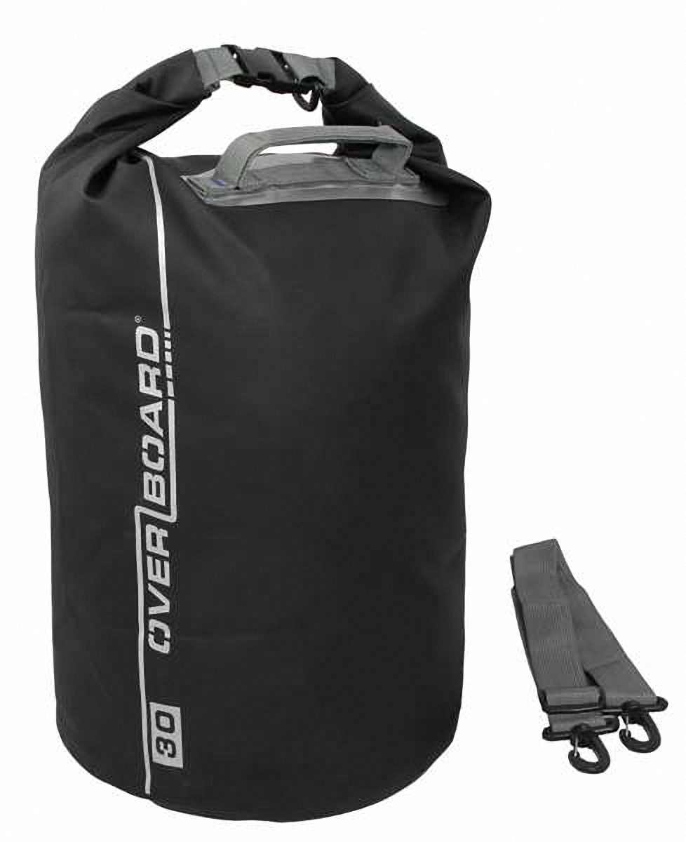 Водонероницаемая сумка OverBoard OB1058BLK - Waterproof Dry Tube Bag with Window - 30L. Фото 1