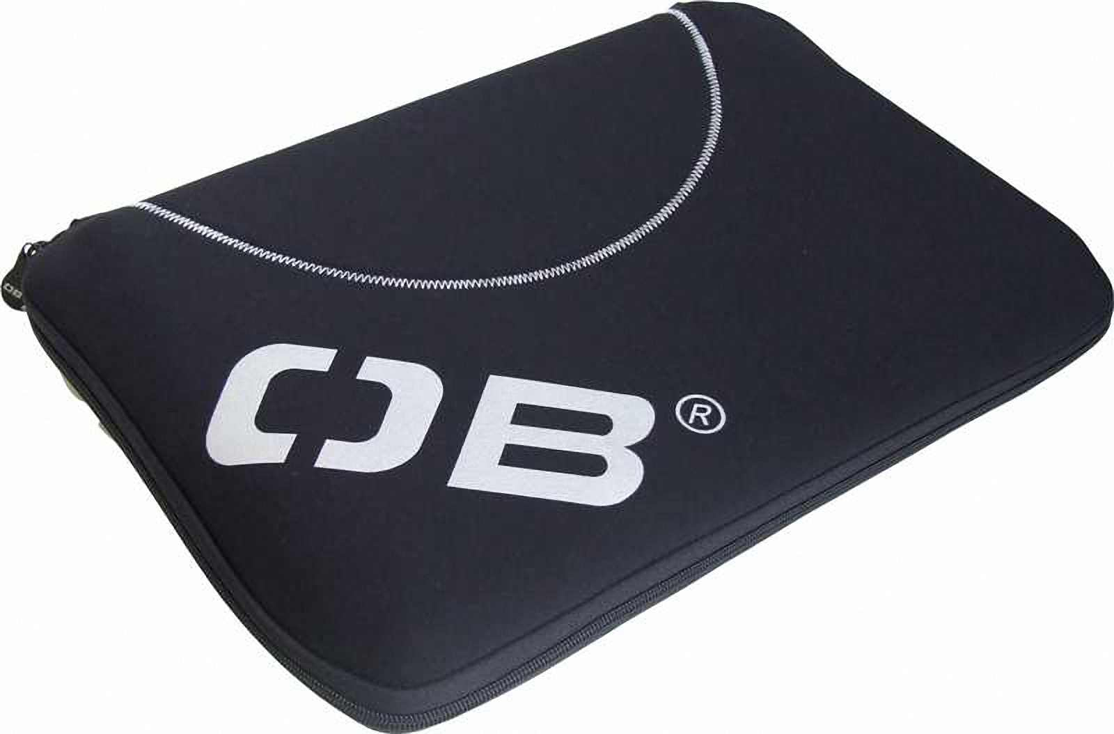 Защитный чехол OverBoard OB1074BLK - Laptop Sleeve - Large. Фото 4