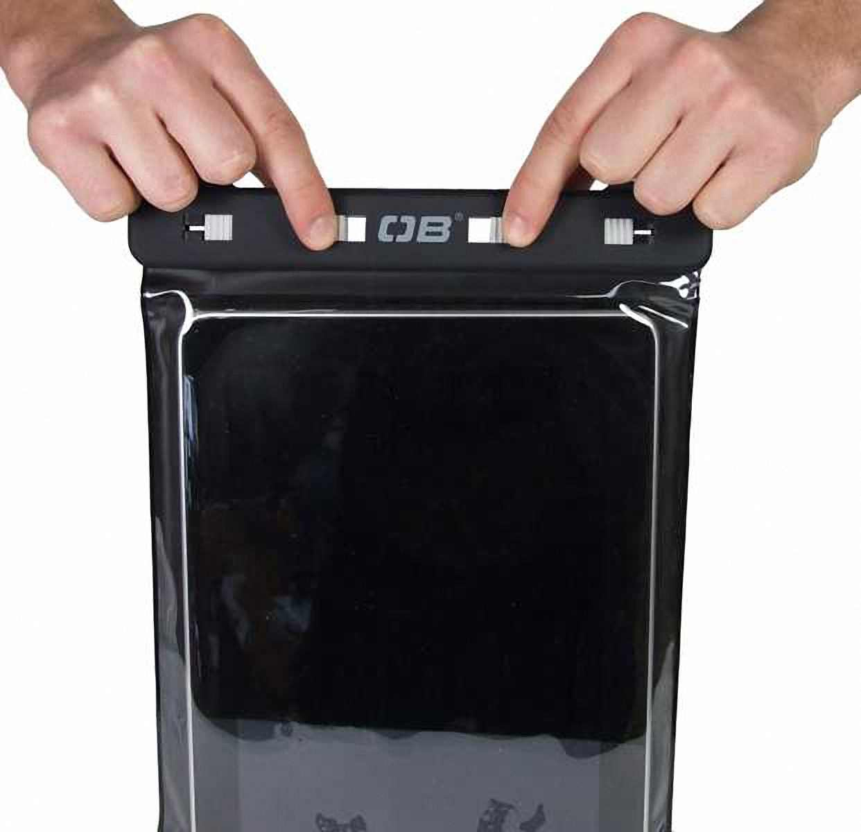 Водонепроницаемый чехол OverBoard OB1086BLK - Waterproof iPad Case with Shoulder Strap. Фото 4