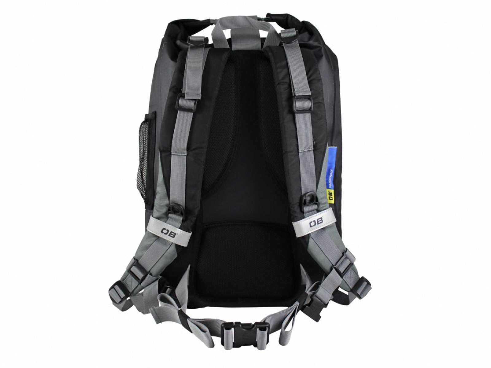 Водонепроницаемый рюкзак OverBoard OB1136BLK - Ultra-light Pro-Sports Waterproof Backpack - 30L. Фото 2