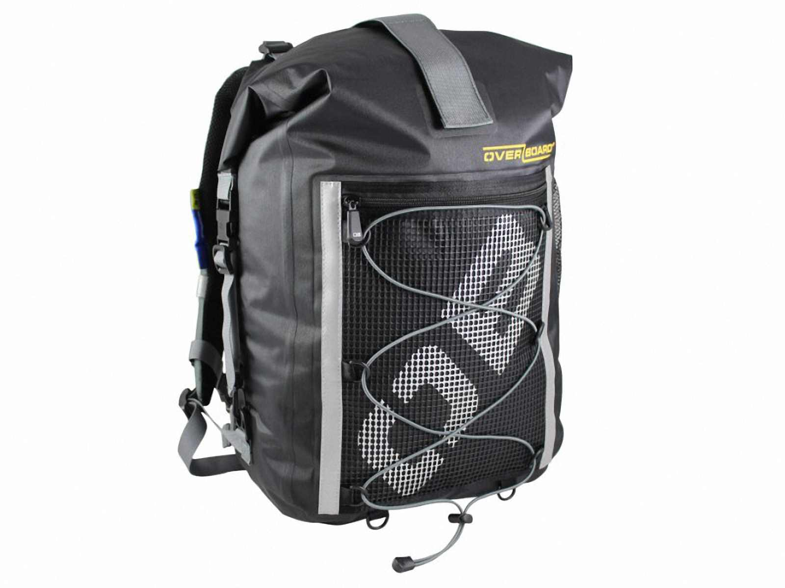 Водонепроницаемый рюкзак OverBoard OB1136BLK - Ultra-light Pro-Sports Waterproof Backpack - 30L. Фото 6