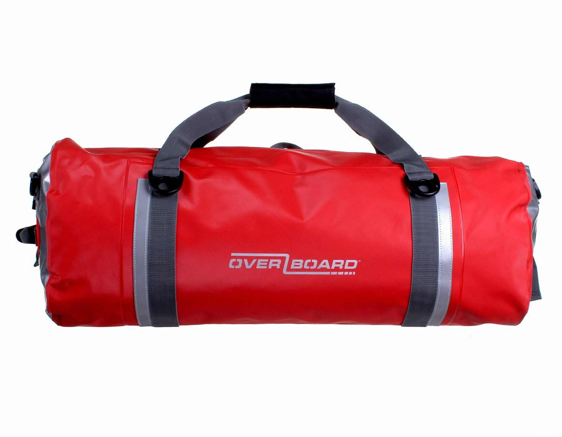 Водонепроницаемая сумка OverBoard OB1154R - Pro-Sports Waterproof Duffel Bag - 60 литров.  Фото 5
