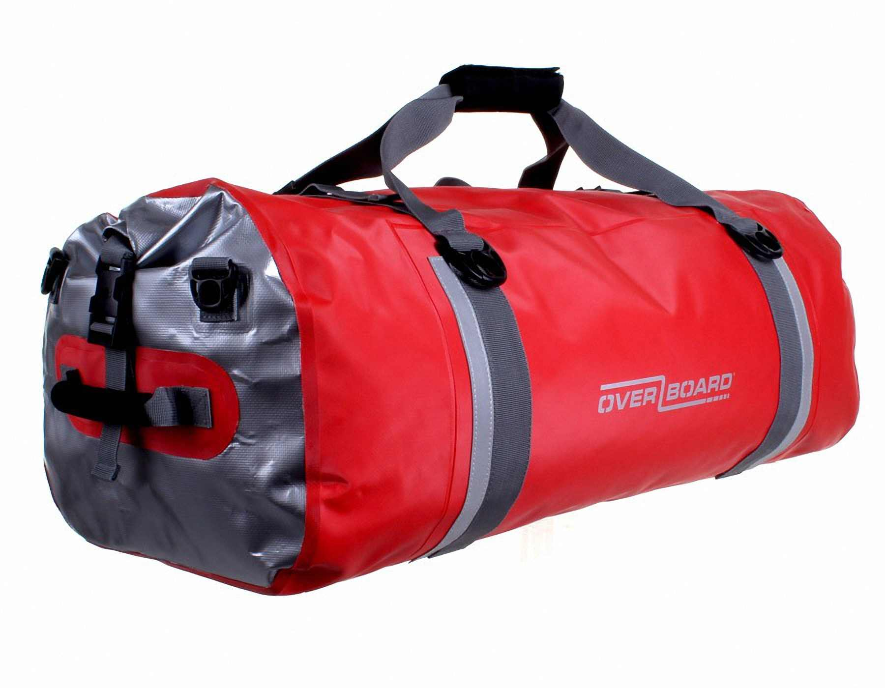 Водонепроницаемая сумка OverBoard OB1154R - Pro-Sports Waterproof Duffel Bag - 60 литров.  Фото 6