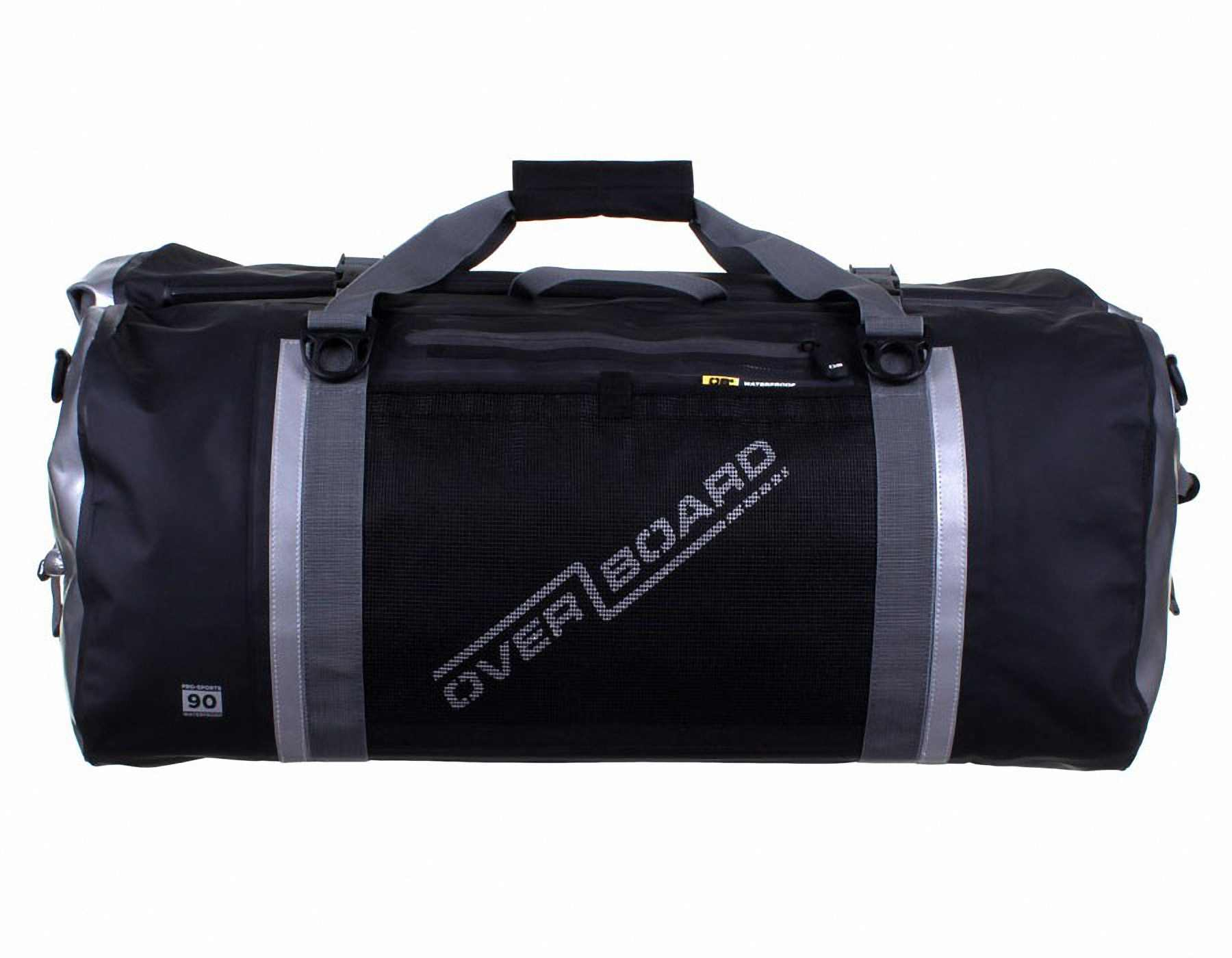 Водонепроницаемая сумка OverBoard OB1155BLK - Pro-Sports Waterproof Duffel Bag - 90 литров. Фото 1