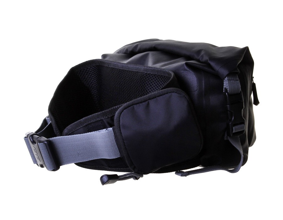 Водонепроницаемая поясная сумка OverBoard OB1164BLK - Pro-Light Waterproof Waist Pack - 6 Litres_2