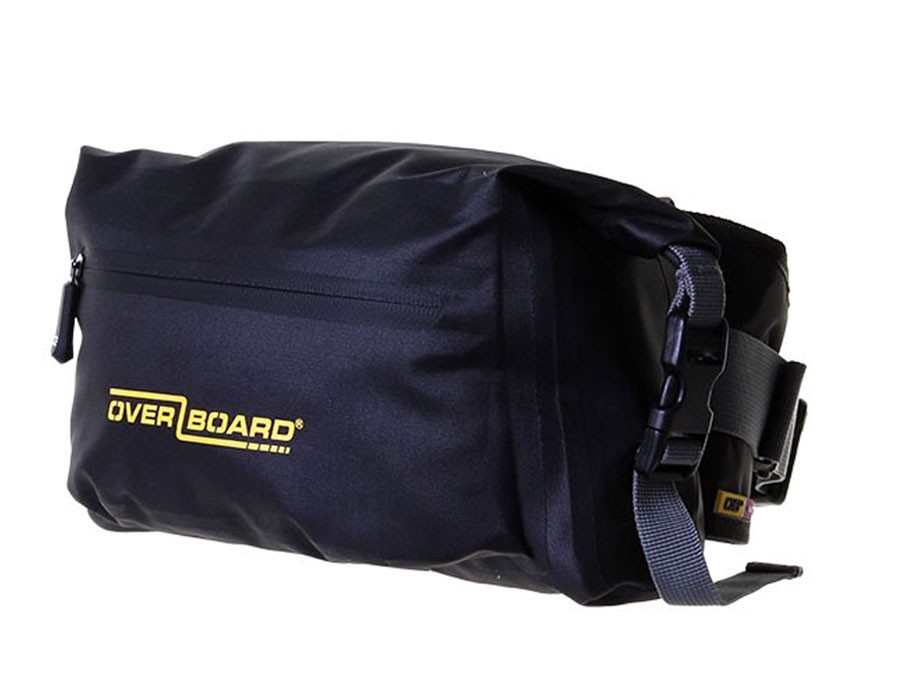 Водонепроницаемая поясная сумка OverBoard OB1164BLK - Pro-Light Waterproof Waist Pack - 6 Litres_3