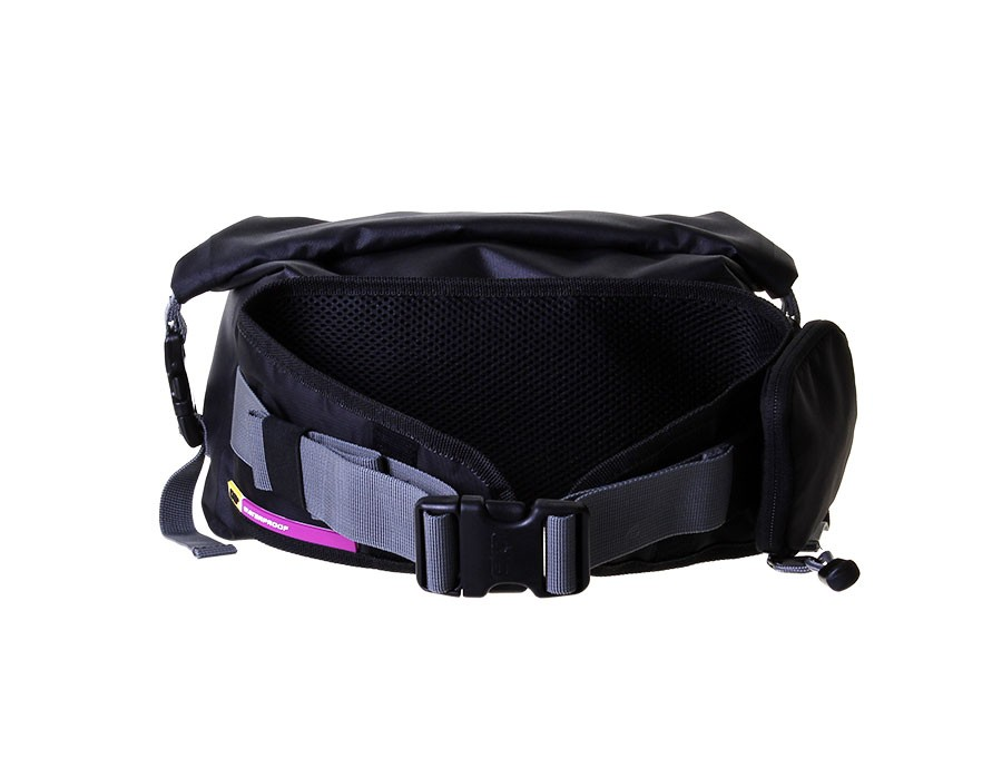 Водонепроницаемая поясная сумка OverBoard OB1164BLK - Pro-Light Waterproof Waist Pack - 6 Litres_4
