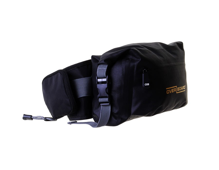 Водонепроницаемая поясная сумка OverBoard OB1164BLK - Pro-Light Waterproof Waist Pack - 6 Litres_5