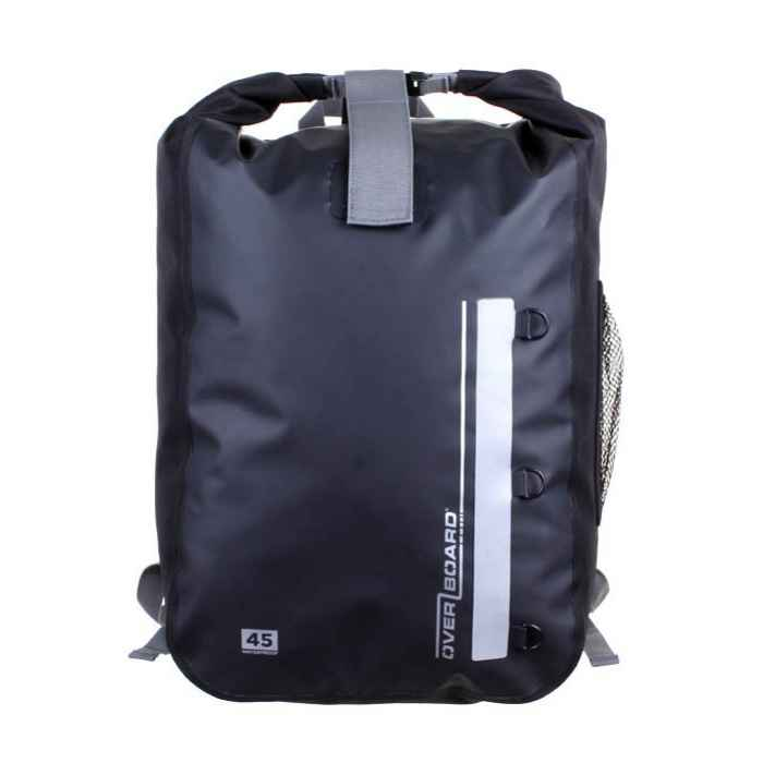 Водонепроницаемый рюкзак OverBoard OB1167BLK - Classic Waterproof Backpack - 45 Litres (Black)