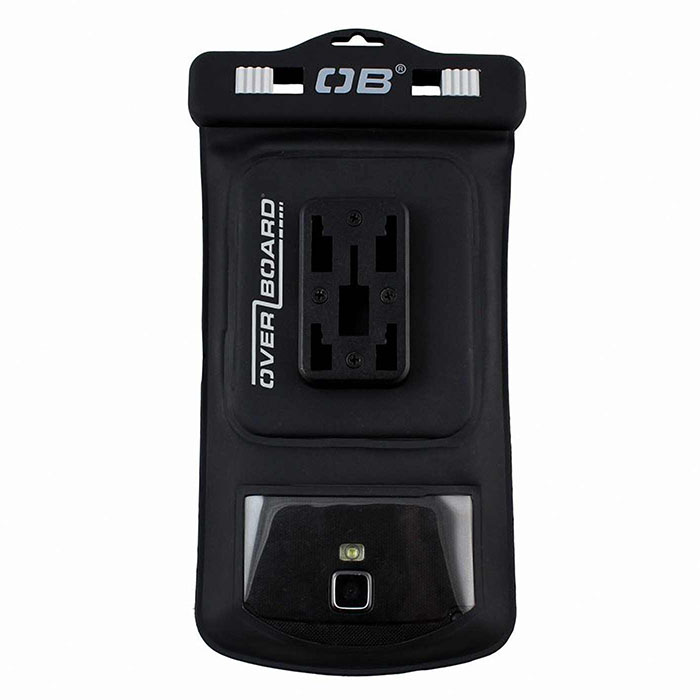 Водонепроницаемый чехол OverBoard OB1156BLK - Waterproof Phone Case and Bike Mount (Black)