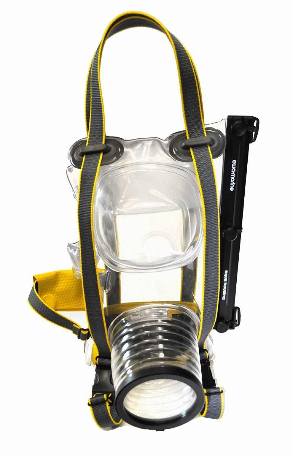 прекрасная подводные чехлы для фотоаппарата футболке шортах