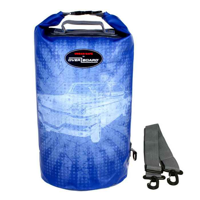 Водонепроницаемая сумка OverBoard US1005B-Chevy  - Waterproof Dry Tube Bag - 20L.