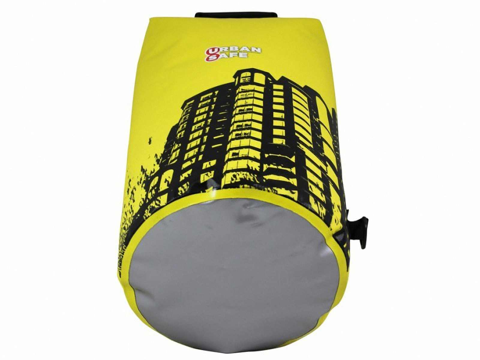 Водонепроницаемая сумка OverBoard US1005Y-Cityscape - Waterproof Dry Tube Bag - 20L. Фото 4