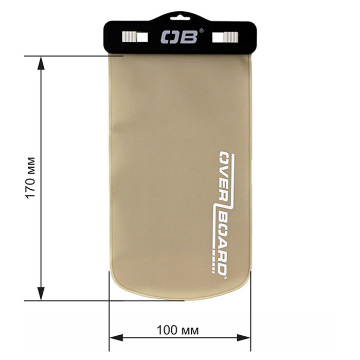 Водонепроницаемый чехол OverBoard OB1066F - Multipurpose Waterproof Case (Matt)