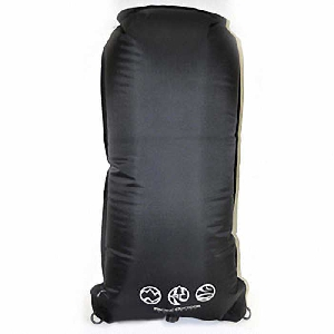 Водонепроницаемый гермомешок Pacific Outdoor Equipment / Wxtex Dry Sack with valve Black - 50L.