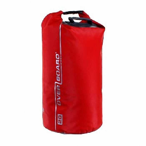 Водонепроницаемая сумка OverBoard OB1005R - Waterproof Dry Tube Bag - 20L.