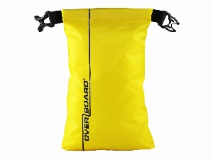 Водонепроницаемый гермомешок OverBoard OB1031Y - Waterproof Dry Pouch - 1 L. Фото 3