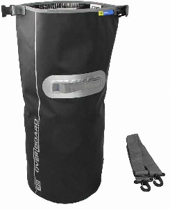 Водонероницаемая сумка OverBoard OB1058BLK - Waterproof Dry Tube Bag with Window - 30L. Фото 3